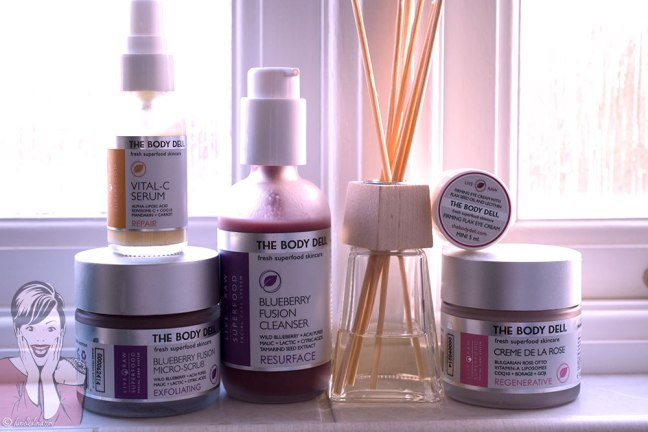 Body deli skin care review