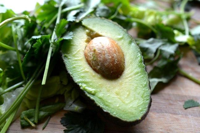 Cream Avocado